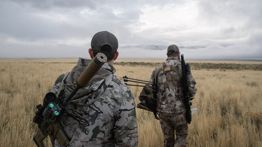 Hunting with Suppressors